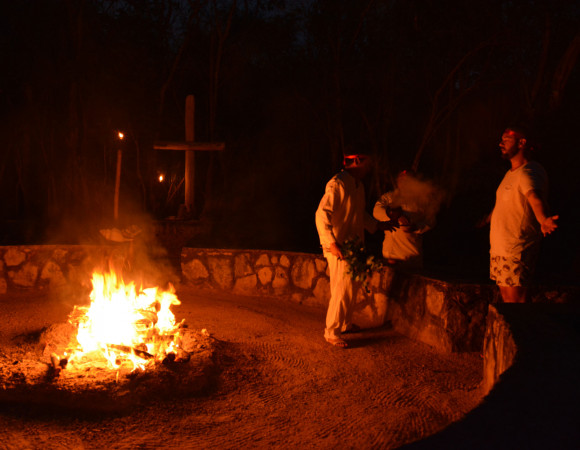 Mayan Ritual Night -Temazcal