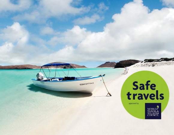 Cancun and Riviera Maya first to receive Safe Travels Global Safety Stamp